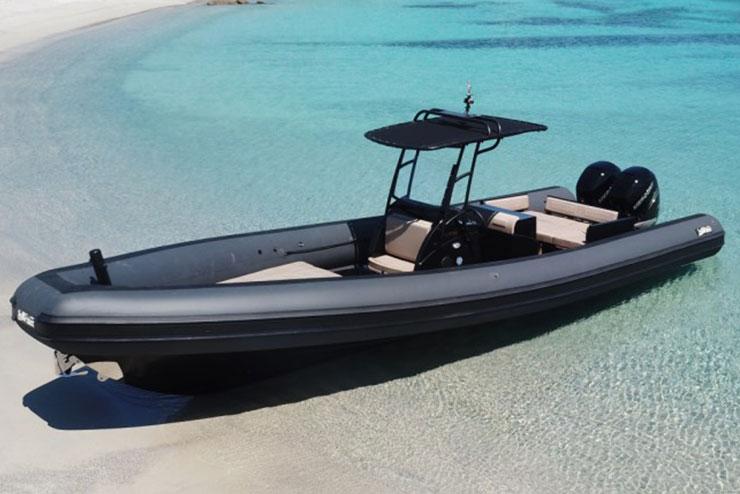 Rent rib boat Sardinia Phantom 300 - Special Charter