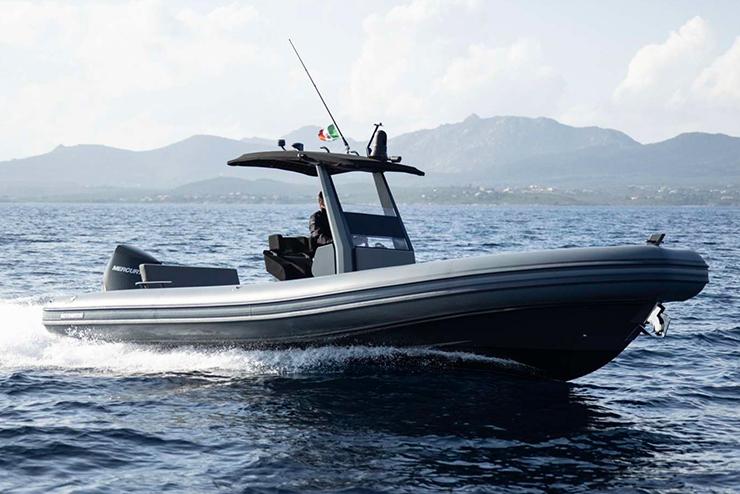 Rent Boat 8 people Rib RH 800 - Sardinia - Special Charter